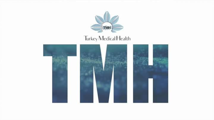 TMH Turkey Medical Health Logo