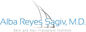 Hair Transplant Institute - Dr. Alba Reyes, Md - Logo